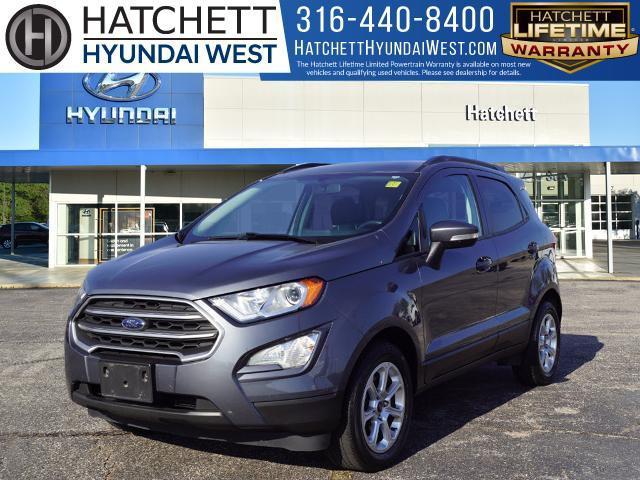 2018 Ford EcoSport SE for sale in WICHITA, KS