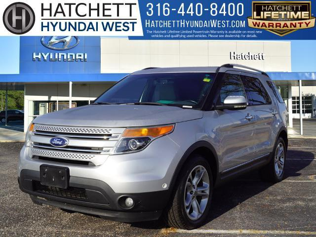 2011 Ford Explorer Limited for sale in WICHITA, KS