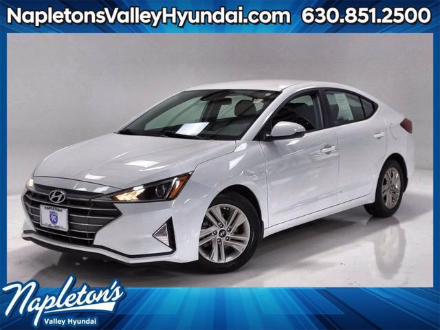 2020 Hyundai Elantra SEL for sale in Aurora, IL