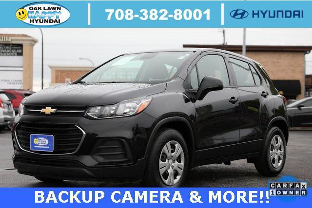 2017 Chevrolet Trax LS for sale in Oak Lawn, IL