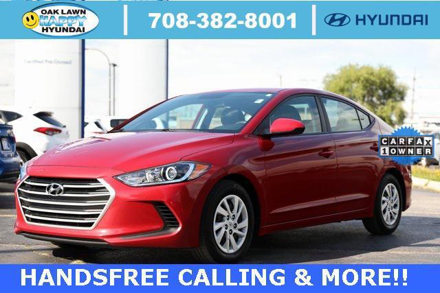2017 Hyundai Elantra SE for sale in Oak Lawn, IL
