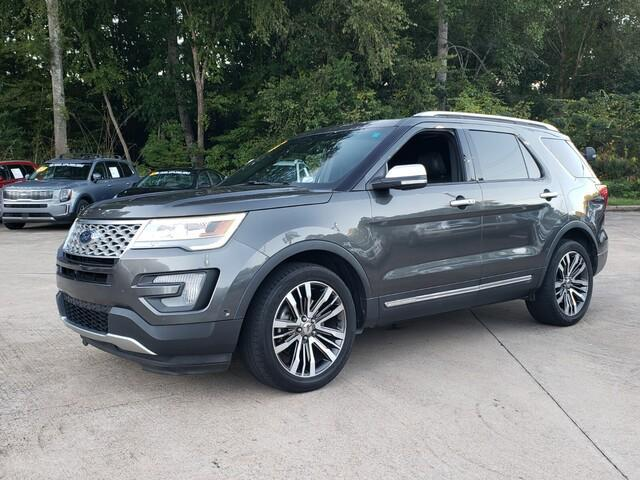 2016 Ford Explorer Platinum for sale in ROSWELL, GA