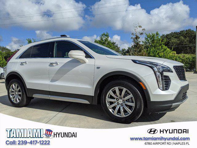 2020 Cadillac XT4 FWD Premium Luxury for sale in NAPLES, FL