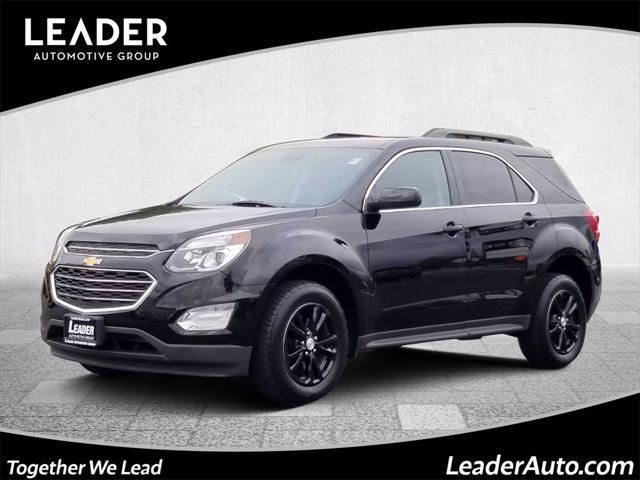 2016 Chevrolet Equinox LT for sale in PALATINE, IL