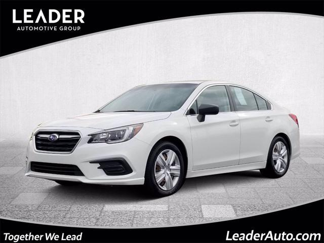 2018 Subaru Legacy 2.5i for sale in PALATINE, IL