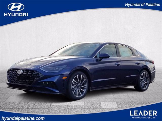 2022 Hyundai Sonata Limited for sale in PALATINE, IL