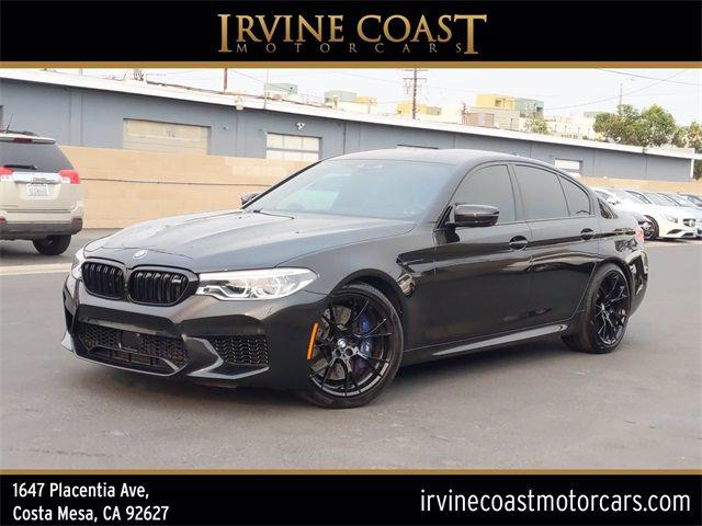 2019 BMW M5 Competition for sale in Costa Mesa, CA