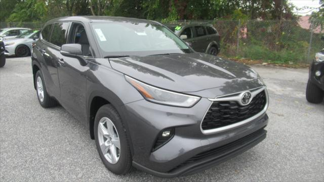 2021 Toyota Highlander LE for sale in Westminster, MD