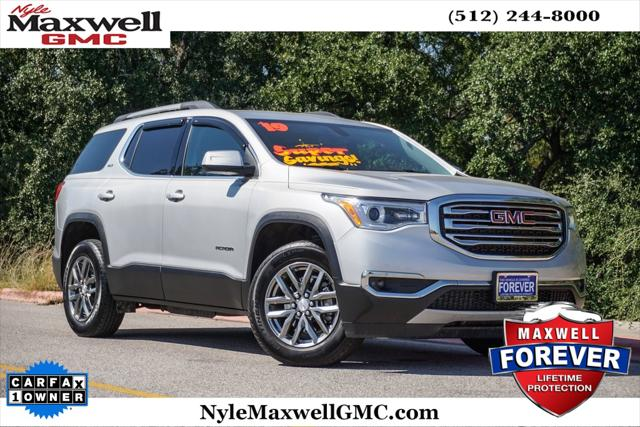 2019 GMC Acadia SLT for sale in Round Rock, TX