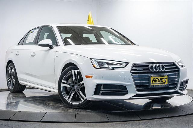 2018 Audi A4 Premium Plus for sale in Van Nuys, CA