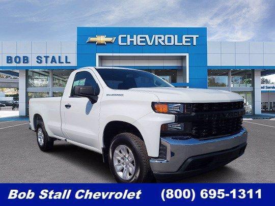 2020 Chevrolet Silverado 1500 Work Truck for sale in La Mesa, CA