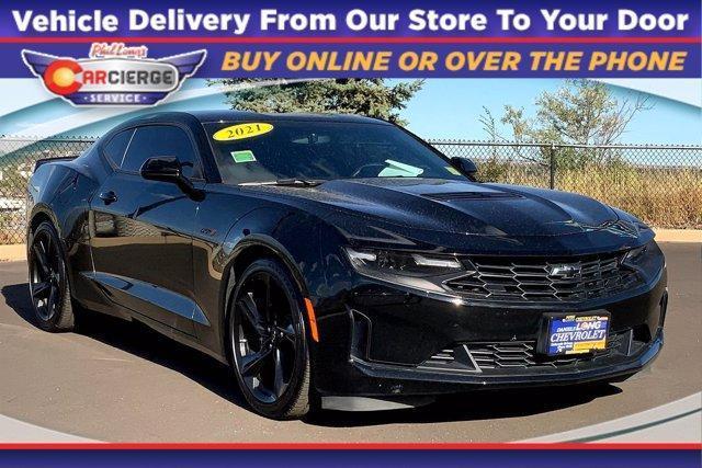 2021 Chevrolet Camaro LT1 for sale in Colorado Springs, CO