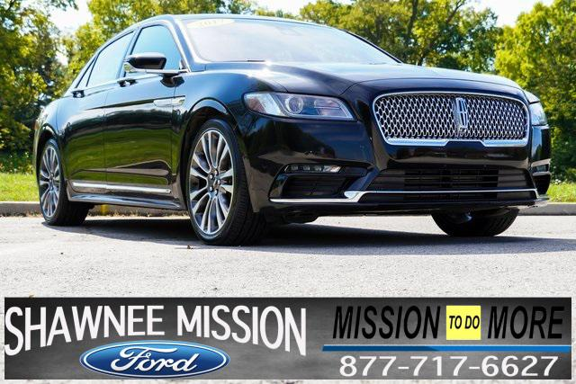 2017 Lincoln Continental Reserve for sale in Shawnee, KS