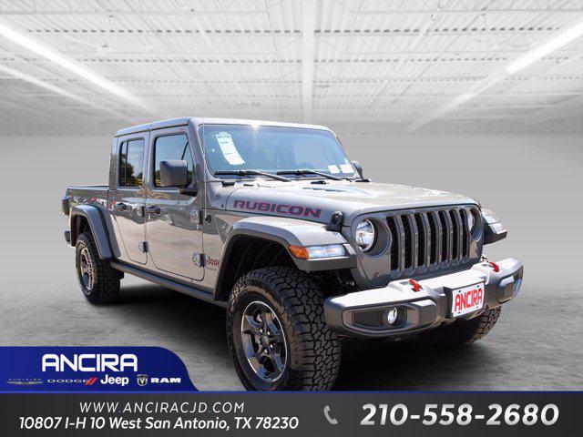 2021 Jeep Gladiator Rubicon for sale in San Antonio, TX