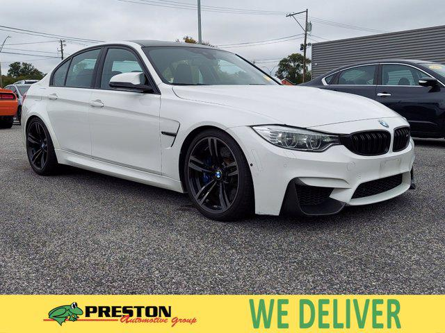 2016 BMW M3 4dr Sdn for sale in Aberdeen, MD