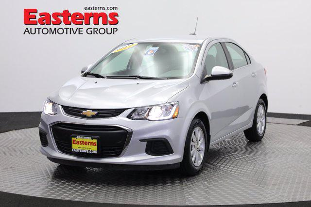 2018 Chevrolet Sonic LT for sale in Laurel, MD