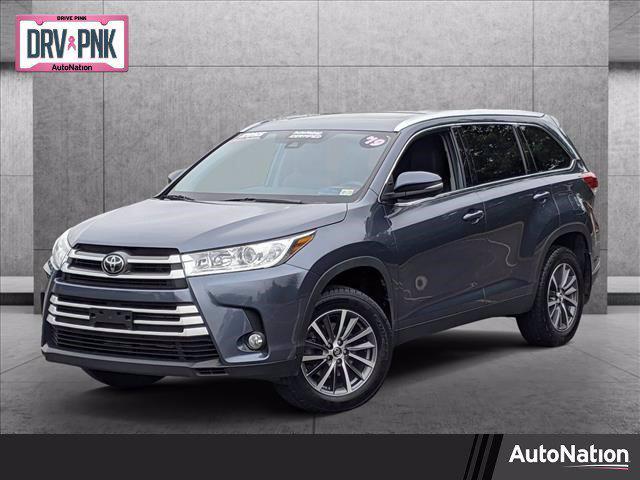 2019 Toyota Highlander XLE for sale in Leesburg, VA