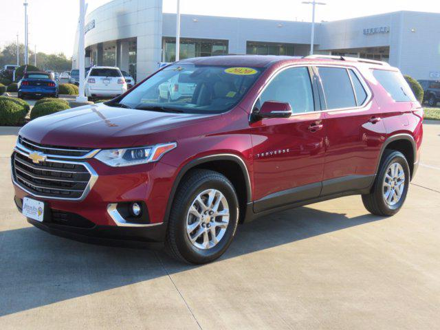 2020 Chevrolet Traverse LT Cloth for sale in Temple, TX