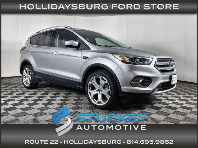2019 Ford Escape Titanium for sale in Hollidaysburg, PA