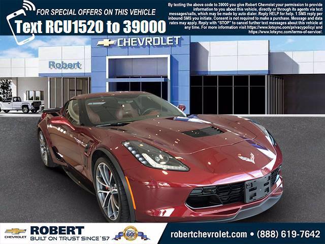 2017 Chevrolet Corvette Grand Sport 3LT for sale in Hicksville, NY