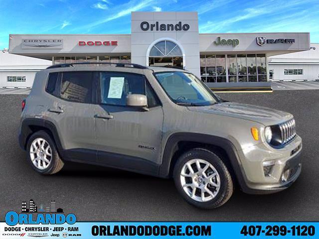 2019 Jeep Renegade Latitude for sale in Orlando, FL