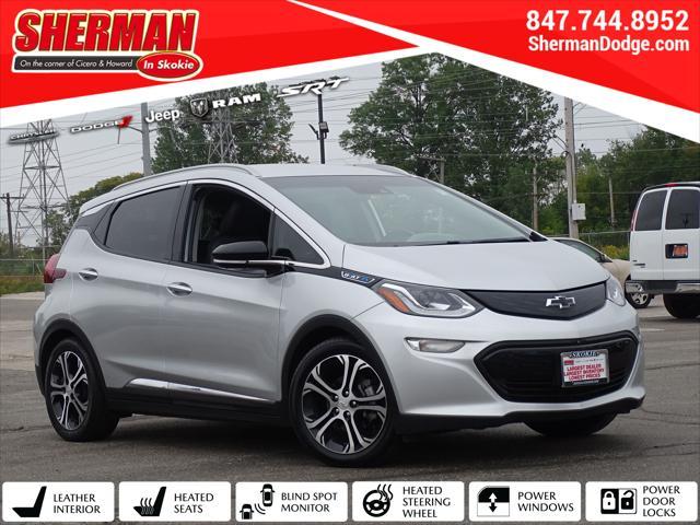 2017 Chevrolet Bolt EV Premier for sale in Skokie, IL
