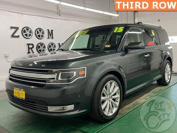 2015 Ford Flex Limited w/EcoBoost for sale in Rochester, NH