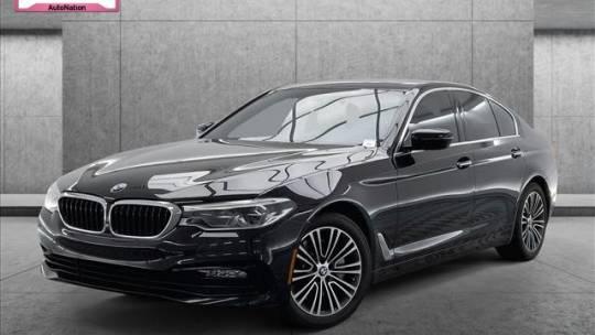 2017 BMW 5 Series 540i for sale in Savannah, GA