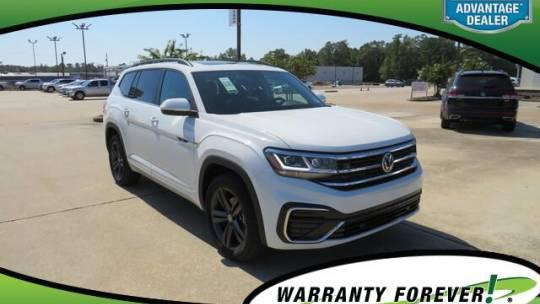 2021 Volkswagen Atlas 3.6L V6 SE w/Technology R-Line for sale in Conroe, TX