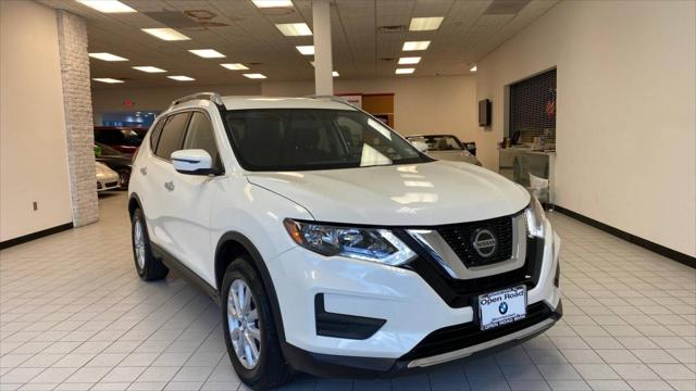 2018 Nissan Rogue SV for sale in Morristown, NJ