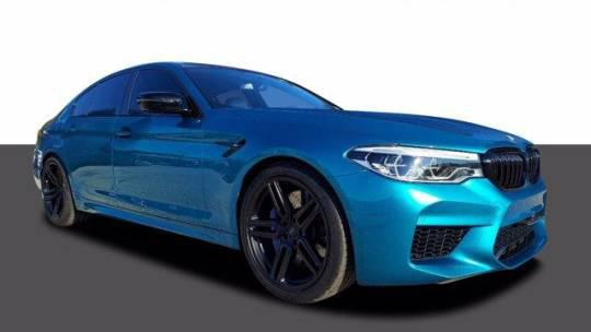 2019 BMW M5 Competition for sale in Newton, NJ