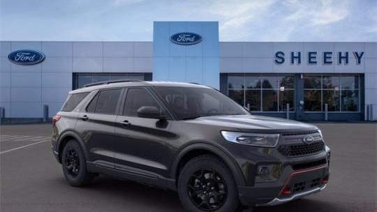 2021 Ford Explorer Timberline for sale in Warrenton, VA