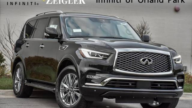 2021 INFINITI QX80 LUXE for sale in Orland Park, IL