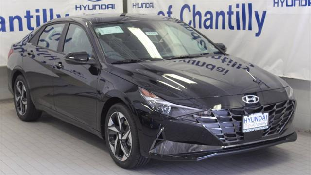 2022 Hyundai Elantra SEL for sale in Chantilly, VA