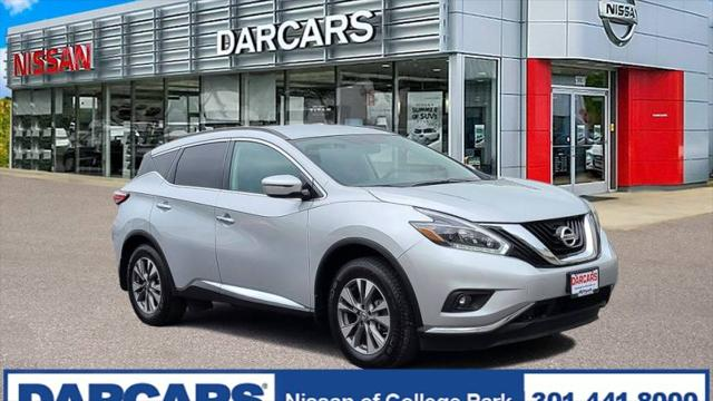 2018 Nissan Murano SV for sale in College Park, MD