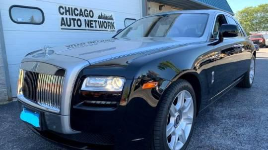 2010 Rolls-Royce Ghost 4dr Sdn for sale in Mokena, IL