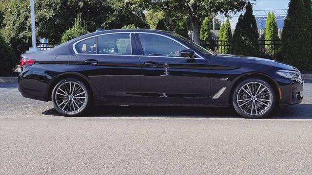 2022 BMW 5 Series 530e for sale in Richmond, VA