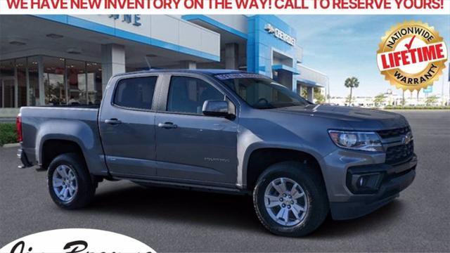 2022 Chevrolet Colorado 2WD LT for sale in Tampa, FL