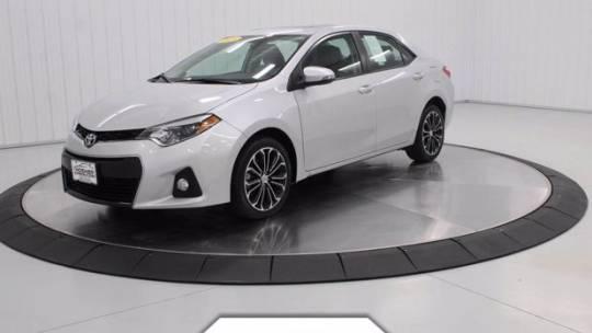 2015 Toyota Corolla S Plus for sale in Mason City, IA