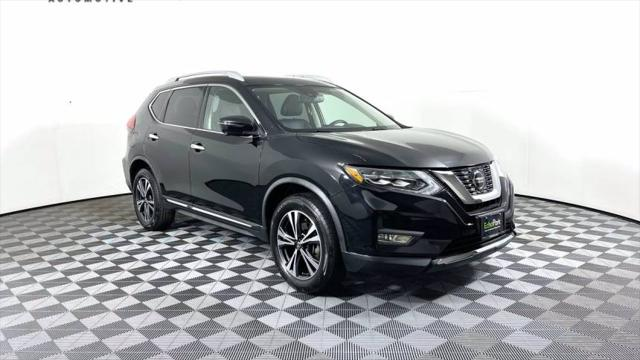 2018 Nissan Rogue SL for sale in Charlotte, NC