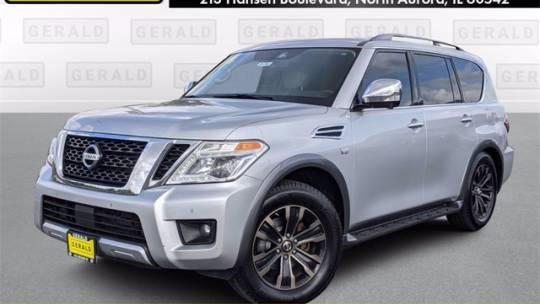 2018 Nissan Armada Platinum for sale in North Aurora, IL