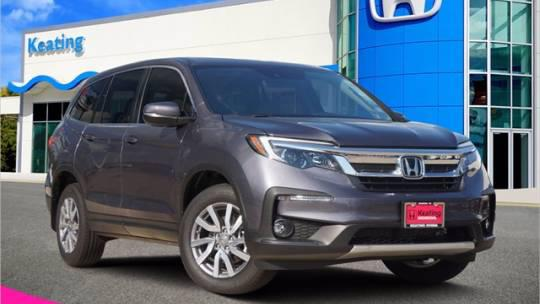 2022 Honda Pilot EX-L for sale in Conroe, TX