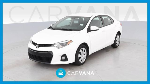 2014 Toyota Corolla S for sale in Blue Mound, TX