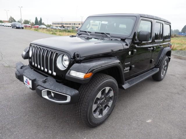 2021 Jeep Wrangler Unlimited Sahara for sale in Burlington, WA