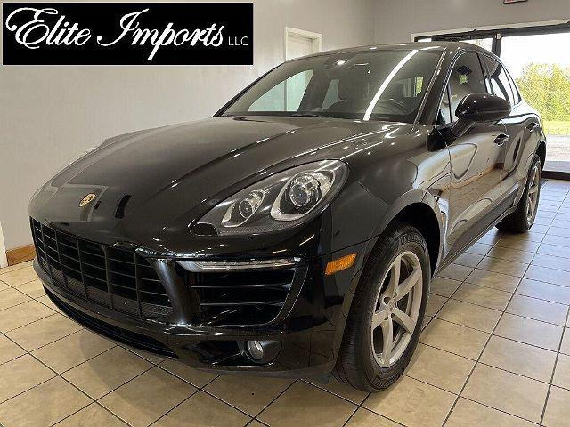 2017 Porsche Macan AWD for sale in West Chester, OH