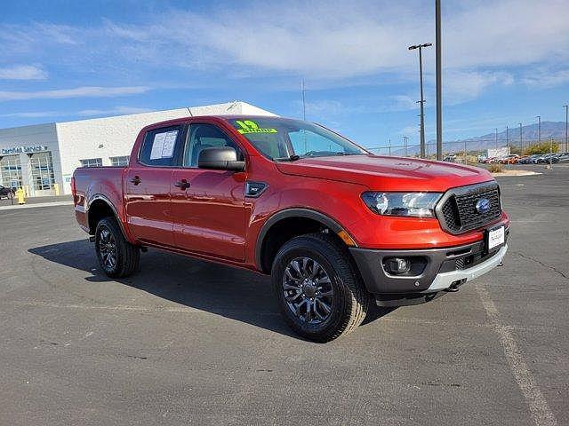 2019 Ford Ranger XLT for sale in Pahrump, NV
