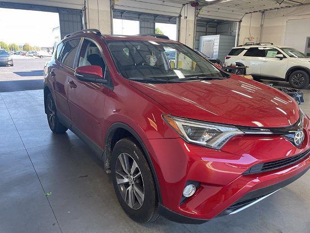 2017丰田RAV4 XLE在俄亥俄州格罗夫波特出售
