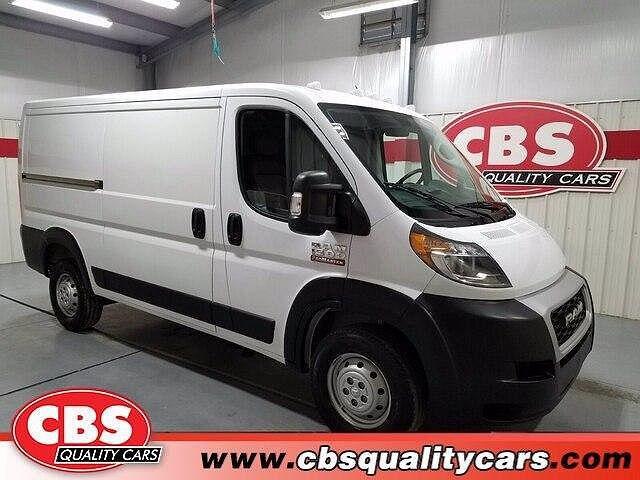 """2019 Ram ProMaster Cargo Van 1500 Low Roof 136"""" WB for sale in Durham, NC"""