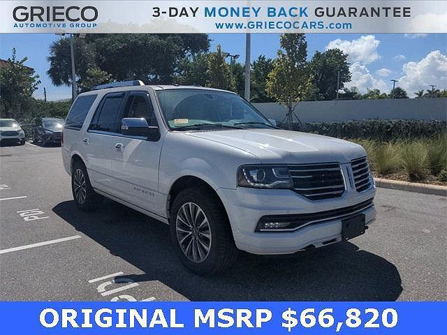 2015 Lincoln Navigator 4WD 4dr for sale in Delray Beach, FL