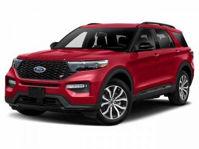 2020 Ford Explorer ST for sale in Austin, TX